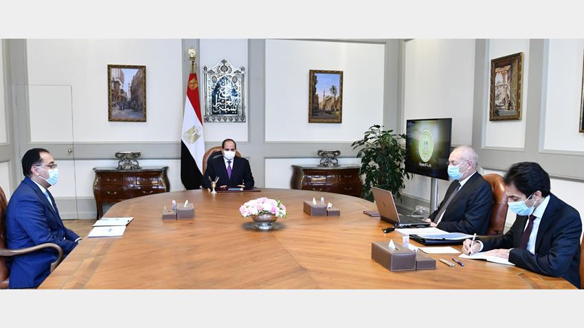 الرئيس عبد الفتاح السيسي يوجه بتركيز استراتيجية المشروعات على الاستثمارات الهادفة لتوطين التكنولوجيا