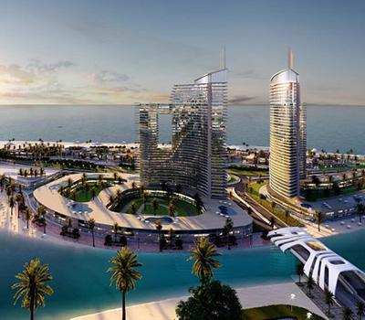 تطوير مدن