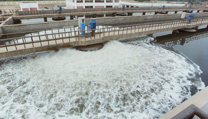 مياه الشرب والصرف الصحي