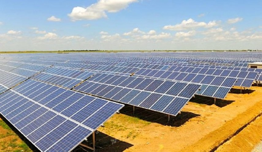 انتاج الكهرباء عن طريق الخلايا الشمسية