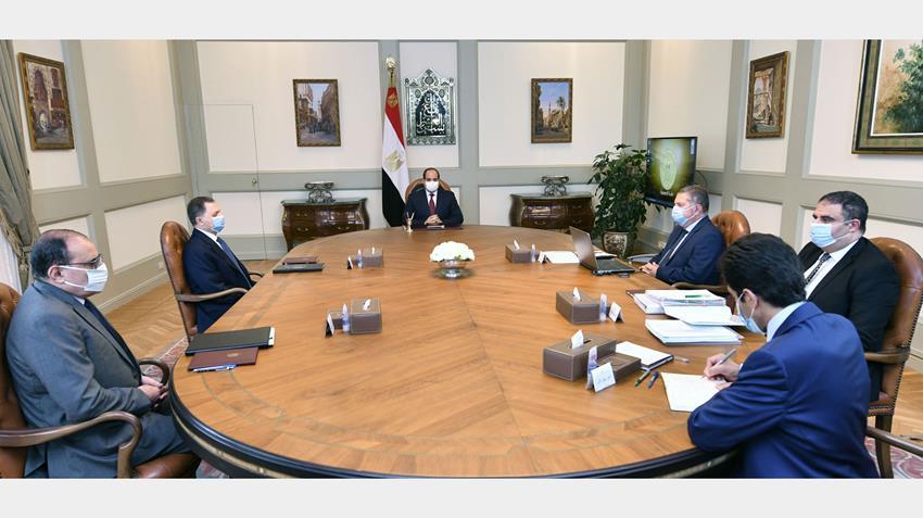 الرئيس عبد الفتاح السيسي يوجه بتحقيق أقصى عائد ممكن للأصول غير المستغلة بقطاع الأعمال العام