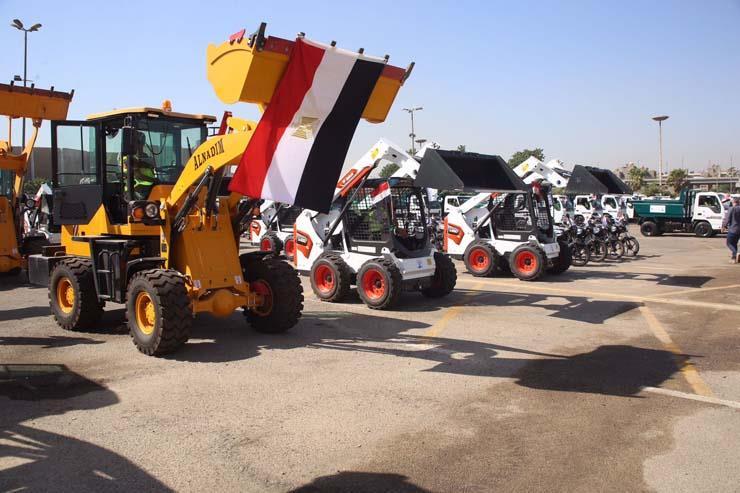 مبادرة العمل بالمنظومة الجديدة للمخلفات بمحافظة القاهرة