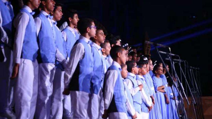 """مبادرة """"كورال أطفال مصر"""""""