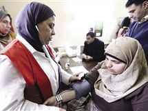 """مبادرة صحة المرأة """"الست المصرية هي صحة مصر"""""""