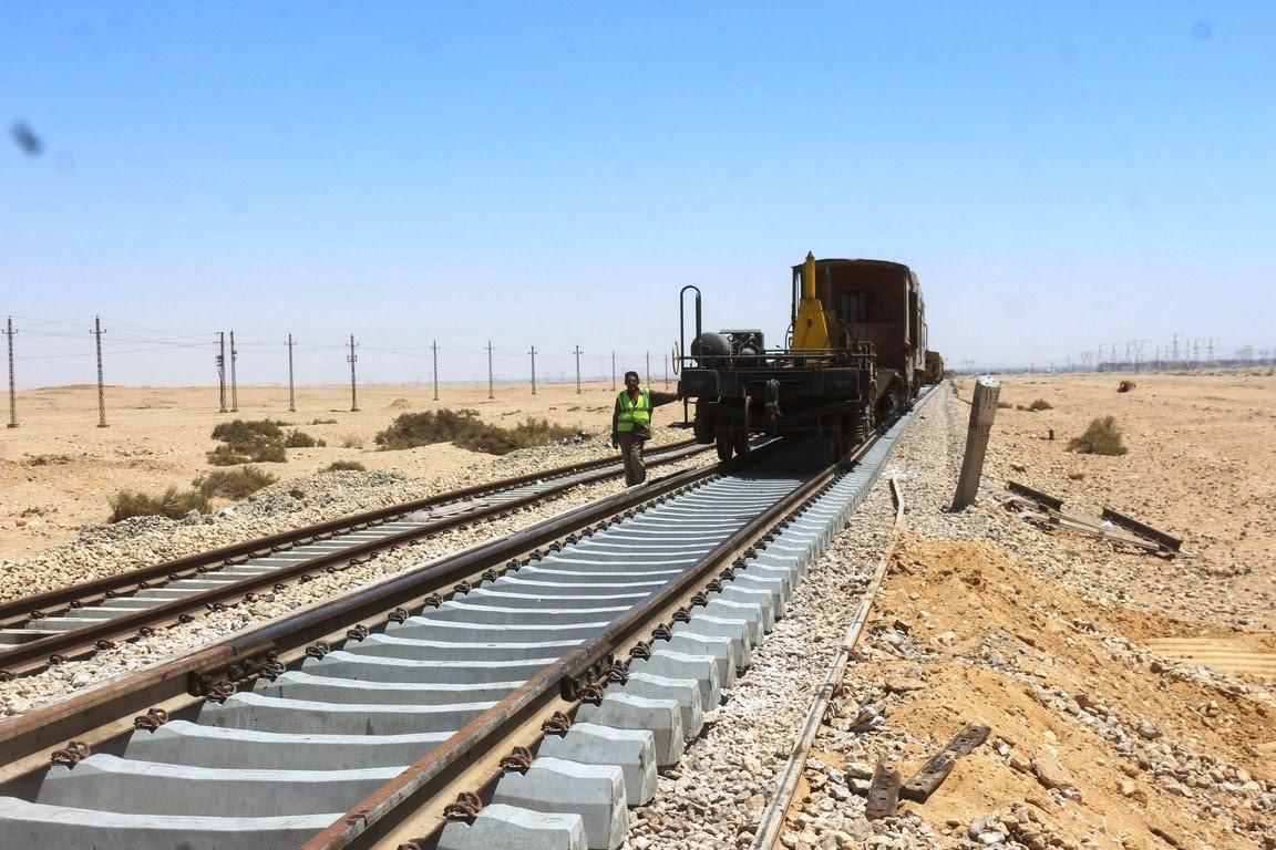 4 أهداف رئيسية للحكومة فى قطاع النقل أبرزها تجديد 160 كم سكة حديد