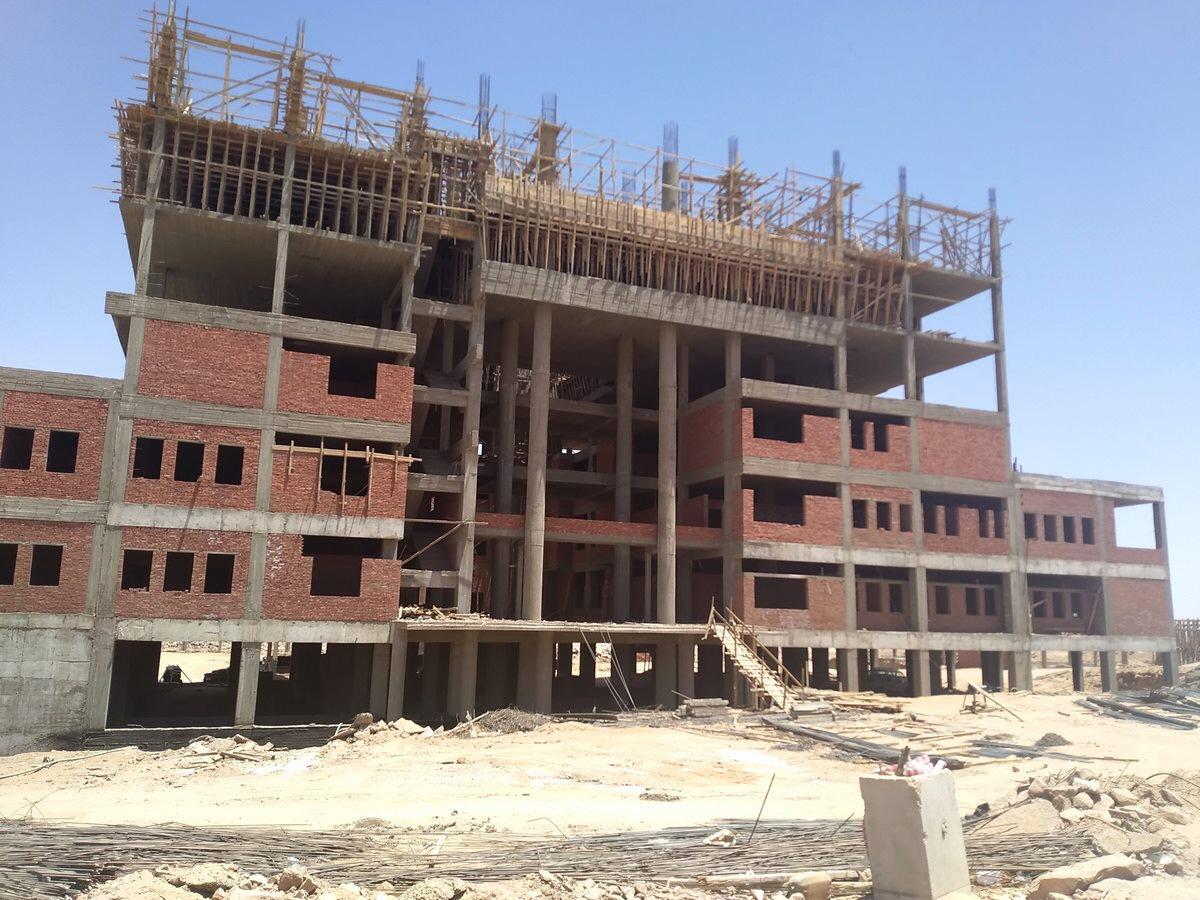 الإسكان: بدء تنفيذ أساسات مستشفى الأورمان لعلاج أطفال الصعيد بسوهاج الجديدة