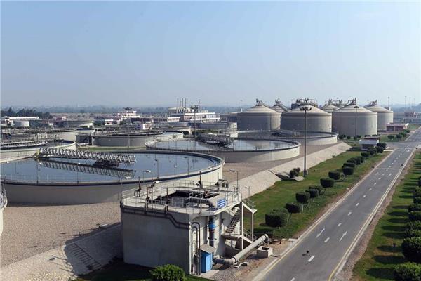 12 معلومة عن أضخم محطة معالجة للصرف الصحى فى مصر بالجبل الأصفر