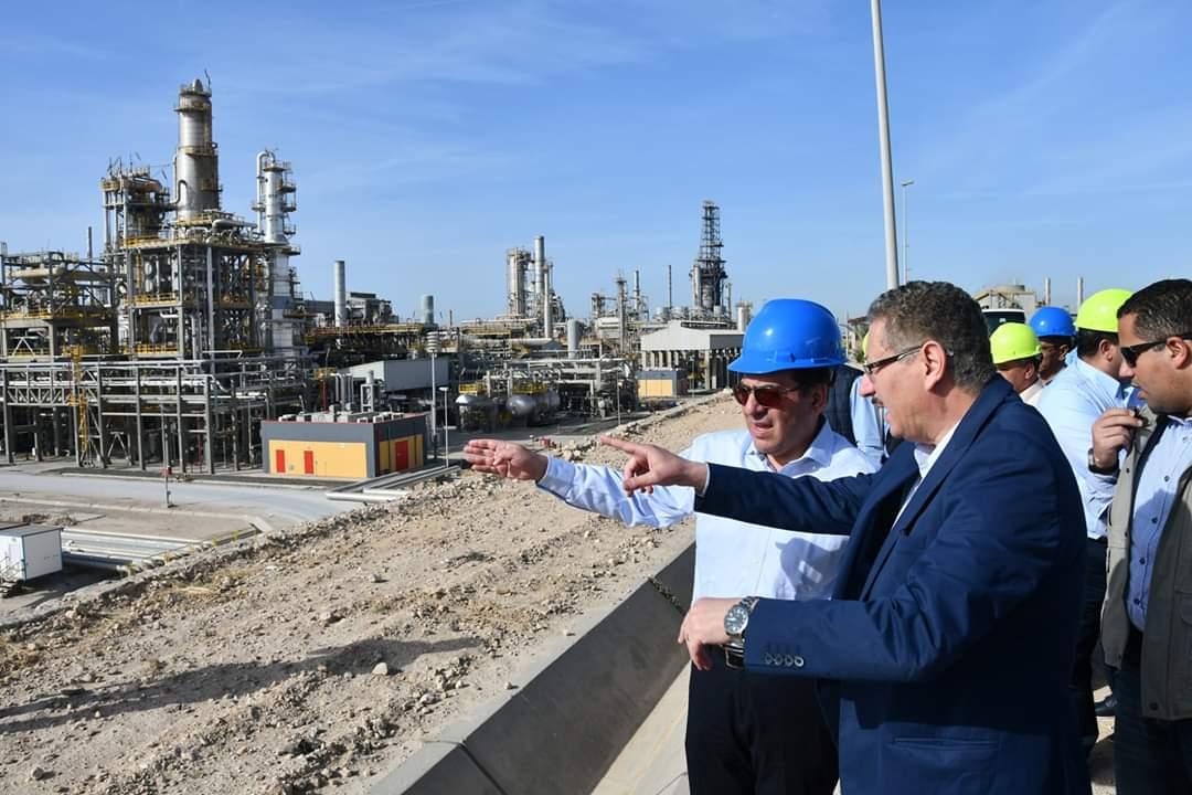 3 تحالفات عالمية لتنفيذ الخط الجديد لإنتاج البروبيلين في مصر