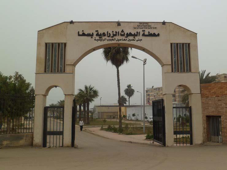 وزير الزراعة يتفقد البرامج القومية للأصناف الجديدة بمحطة بحوث سخا بكفر الشيخ