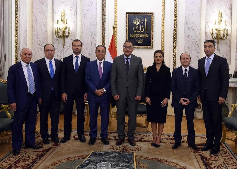 مدبولى : مصر تولى التعاون مع لبنان اهتماماً خاصاً ومستعدون لتقديم ما لدينا من خبرات فى المجالات التنموية