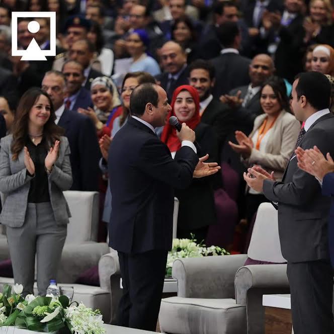 في 20 نقطة تعرف على أبرز تصريحات الرئيس السيسي في المؤتمر الوطني الثامن للشباب