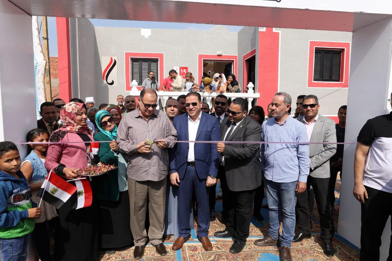 صندوق تحيا مصر : 325 مليون جنيه تكلفة تطوير 10 آلاف منزل فى 332 قرية