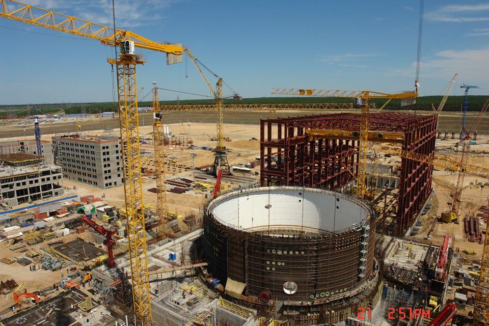 وزارة الكهرباء تعلن بدء أعمال الحفر للمفاعل الأول بمحطة الضبعة النووية