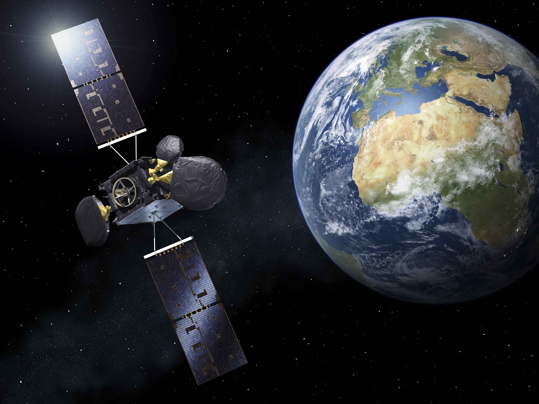 وكالة الفضاء المصرية تكشف تفاصيل تصنيع قمر صناعى لمراقبة الحدود وموعد إطلاقه