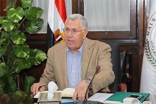 السيرة الذاتية لوزير الزراعة الجديد السيد محمد مرزوق القصير (بروفايل)