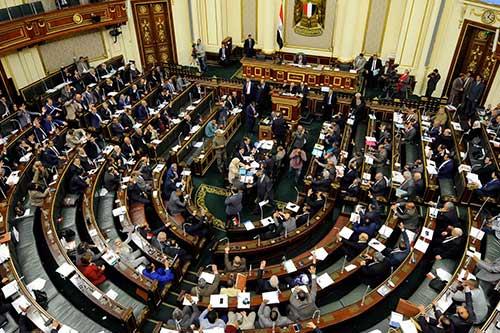 النواب المصري يوافق على تعديل 11 حقيبة وزارية