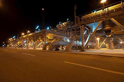 """""""إيجاس"""" تعلن دخول 43 بئر غاز إلى خطوط الإنتاج خلال العام المالي الجاري"""