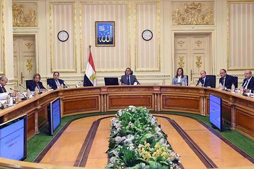 """رئيس الوزراء يترأس الاجتماع الأول لمجلس أمناء مبادرة إصلاح مناخ الأعمال في مصر """"إرادة"""""""