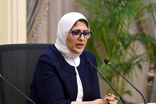 وزيرة الصحة تعلن فحص 15 ألف مواطن بدولة تشاد للكشف عن فيروس سى