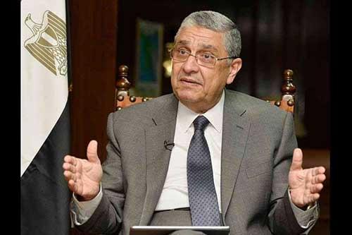إنجازات وزارة الكهرباء والطاقة المتجددة في سيناء