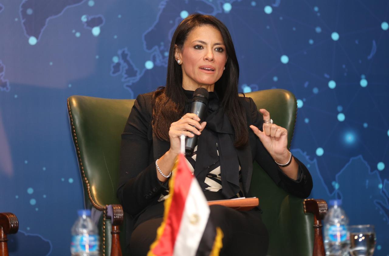 وزيرة التعاون: شركة مصر لريادة الأعمال تختتم 2020 باستثمارات 104ملايين جنيه
