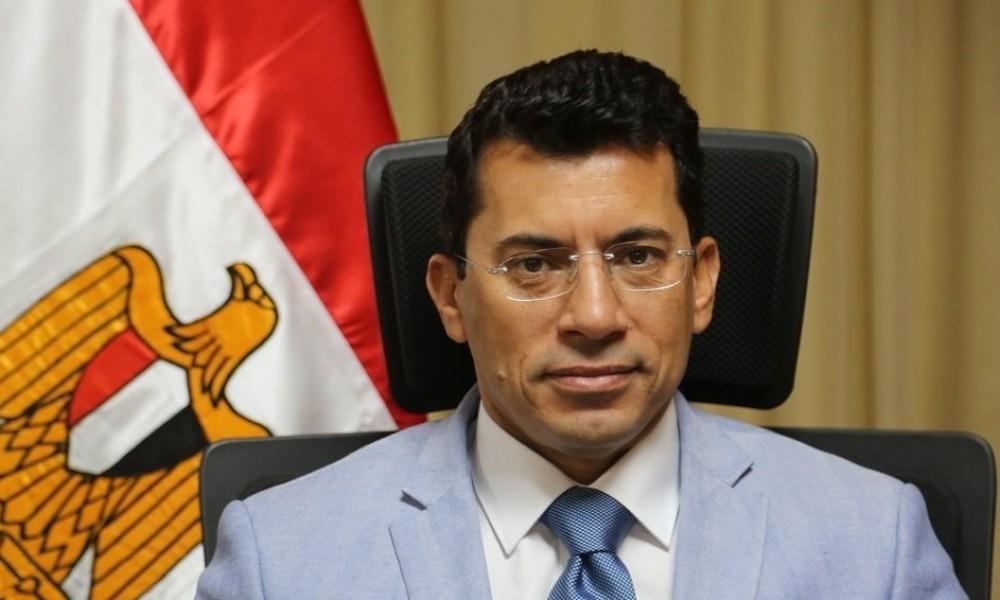 وزير الشباب والرياضة: دعم كبير من الرئيس السيسى لإنجاح مونديال كرة اليد