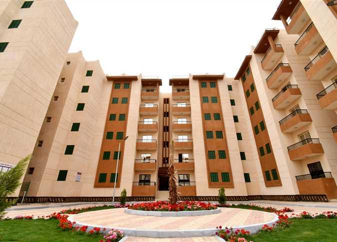 رئيس جهاز العبور الجديدة: 2800 شقة لمحدودى الدخل بالمدينة بـ6 مليارات جنيه