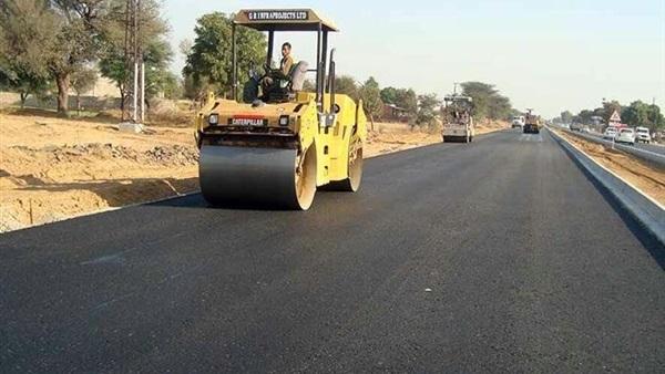 محافظة الجيزة تخصص 223 مليون جنيه لرصف الشوارع خلال عام 2021