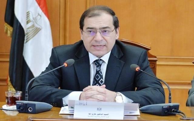 وزير البترول ونظيرته الأردنية يجتمعان لاستعراض الموقف التنفيذى للمشروعات المشتركة