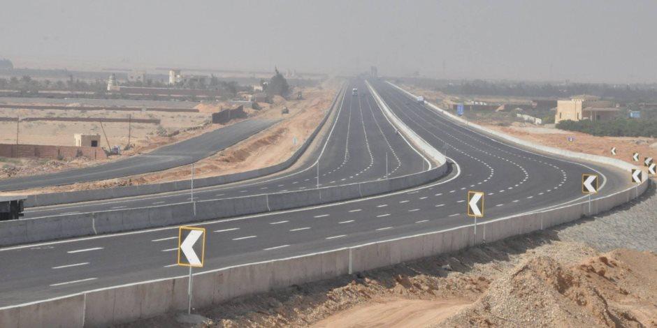هيئة الطرق تخطط لإنهاء تطوير وتوسعة الدائرى أواخر العام الجارى