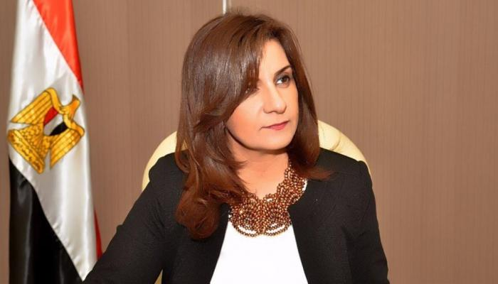 وزيرة الهجرة: نشجع المصريين بالخارج على الاستثمار..ونتعامل مع الشكاوى بجدية