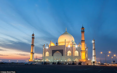 افتتاح 46 مسجدا جديدا ومسجدين آخرين بعد ترميمهما الجمعة المقبل