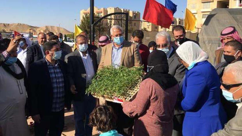 الزراعة تطلق قافلة بيطرية مجانية إلى شرم الشيخ.. غداً