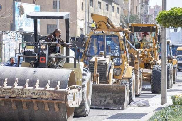 محافظ الإسكندرية: نستهدف رصف 119 شارعا بتكلفة 52 مليون جنيه