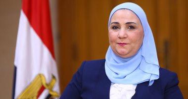 """وزيرة التضامن: 500 مليار جنيه ميزانية المرحلة الثانية لمشروع """"حياة كريمة"""""""