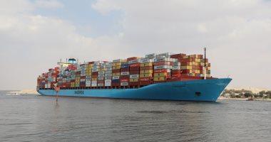 أخبار مصر.. عبور كافة السفن المنتظرة بالمجرى الملاحي بقناة السويس اليوم