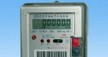 الحكومة تنفى خصم الرصيد المتبقى بعدادات الكهرباء مسبوقة الدفع نهاية الشهر