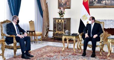 الرئيس السيسي: عدم حل قضية سد النهضة يؤثر سلبا على أمن واستقرار المنطقة