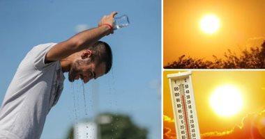الأرصاد تحذر: الاثنين ذروة الموجة الحارة والعظمى بالقاهرة تصل 41 درجة