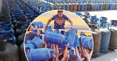 البترول: سعر أسطوانة البوتاجاز ثابت عند 65 جنيها