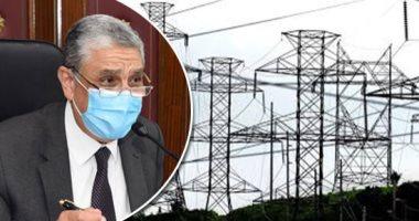 """محمد شاكر لـ""""اليوم السابع"""": انخفاض أسعار الكهرباء بحلول عام 2035"""