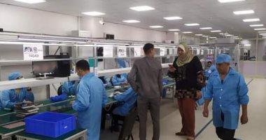 الهيئة العربية للتصنيع تدشن خطوط إنتاج أول منتج عربى من التابلت واللاب توب