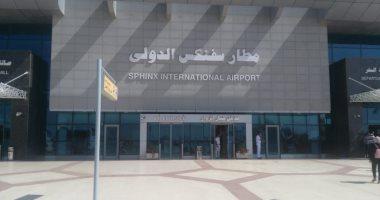 رئيس المطارات: الانتهاء من تطوير مطار سفنكس بالتزامن مع افتتاح المتحف الكبير