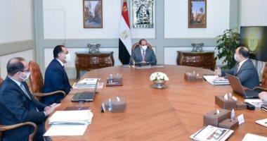الرئيس السيسى يوجه بتعزيز دور القطاع الخاص كشريك مهم في النمو الاقتصادى