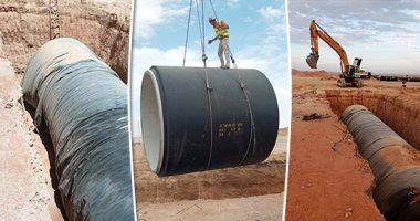 إنجازات 7 سنوات.. إنفاق 210 مليارات جنيه على تطوير شبكات الصرف والمياه