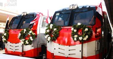 السكة الحديد تستقبل 33 عربة روسية ومجرية جديدة قادمة عبر ميناء الإسكندرية