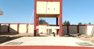 """مبادرة حياة كريمة تعيد البهجة لمنطقة """"الشياحة"""" بوسط سيناء.. صور"""