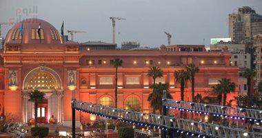 مديرة المتحف المصرى بالتحرير تكشف آخر عمليات التطوير وموعد الانتهاء