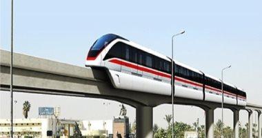 القومية للأنفاق تستقبل أول قطار كهربائى لخط السلام - العاصمة الإدارية قريبا