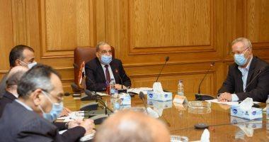 وزير الإنتاج الحربى يبحث مع وزير الصناعة البيلاروسى فتح خطوط تصنيع جديدة